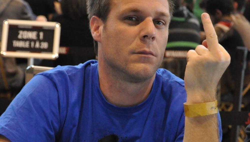 El youtuber Rémi Gaillard