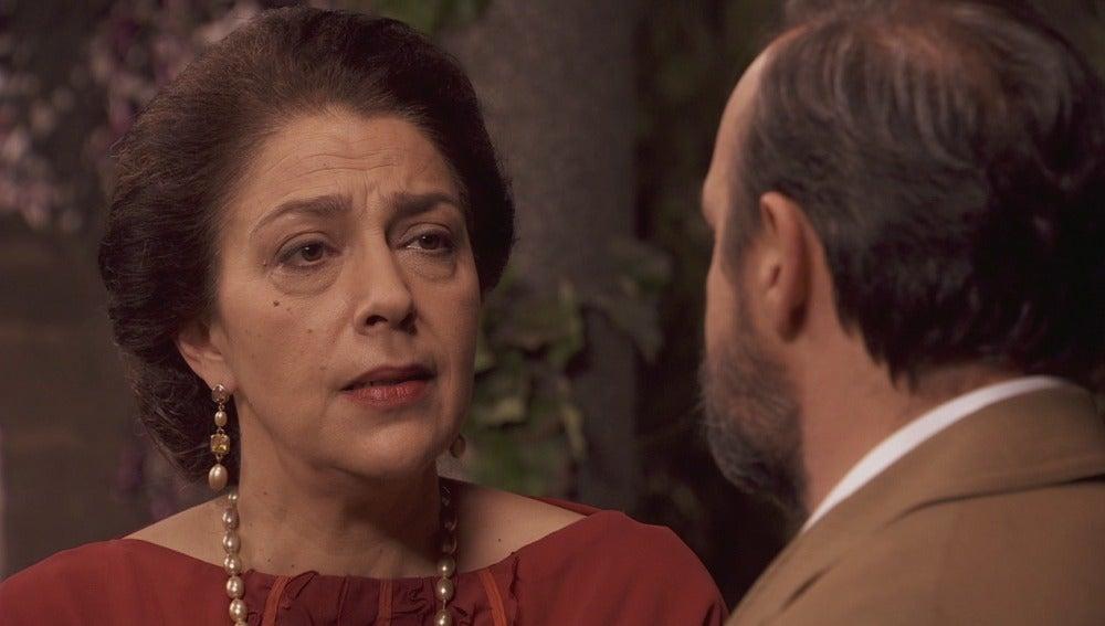Francisca estaría dispuesta a renunciar a Raimundo