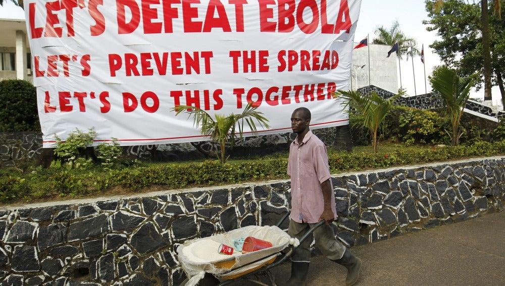 """Liberia es declarada """"libre de ébola"""""""