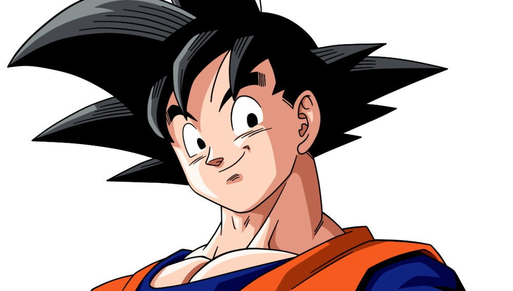 Goku, protagonista de Dragon Ball