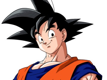 Goku, protagonista de Dragon Ball