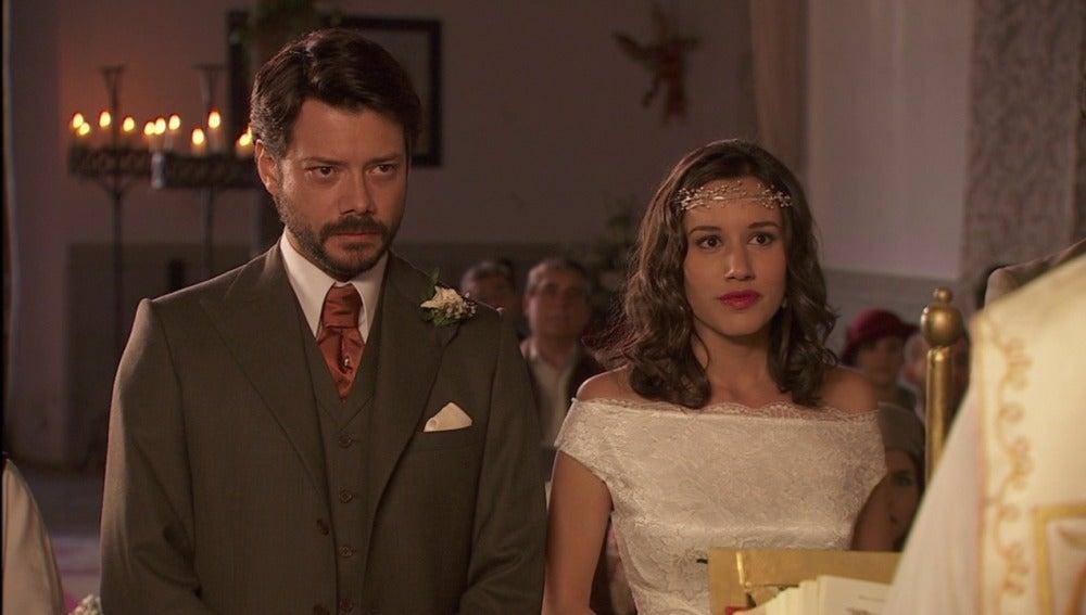 Lucas interrumpe la boda