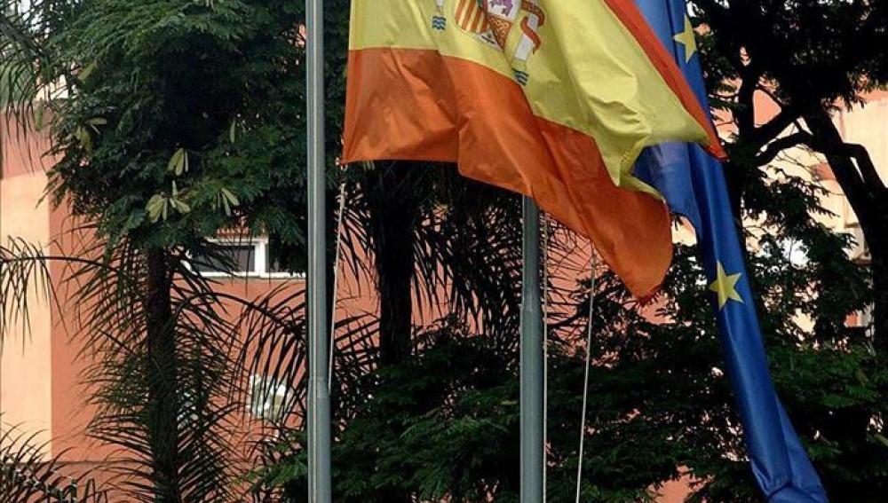 Embajada española de Brasil
