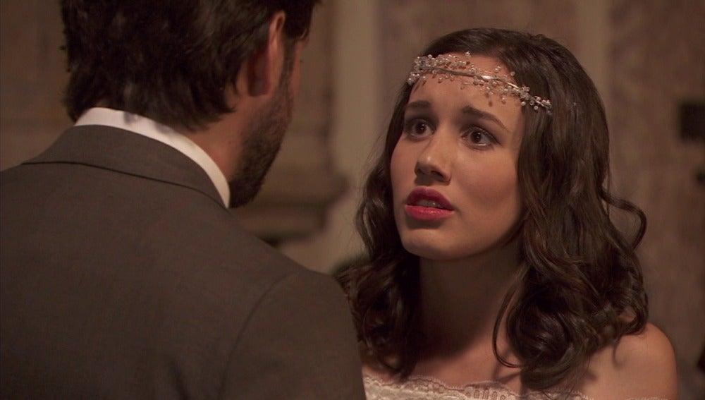 Lucas y Aurora cancelan la boda