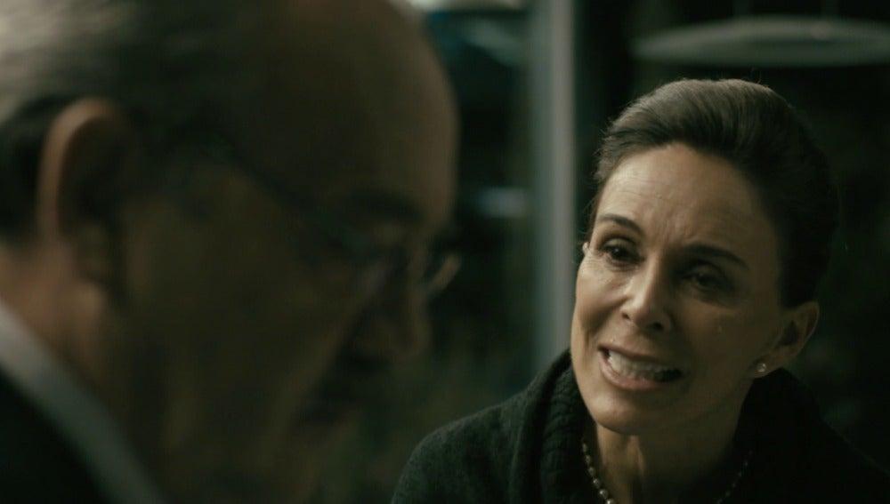 Enrique y Luisa discuten por Francisco