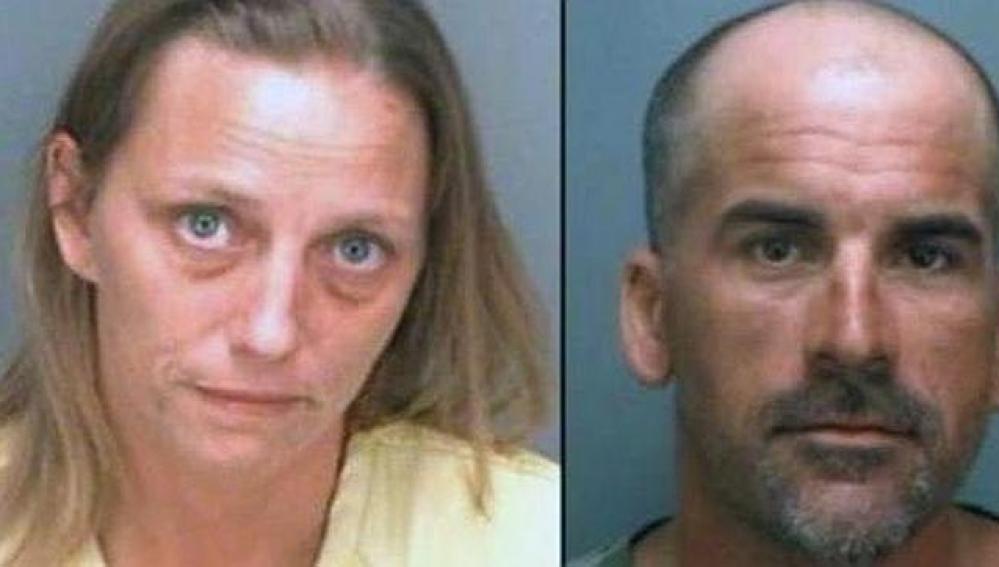 Los padres acusados