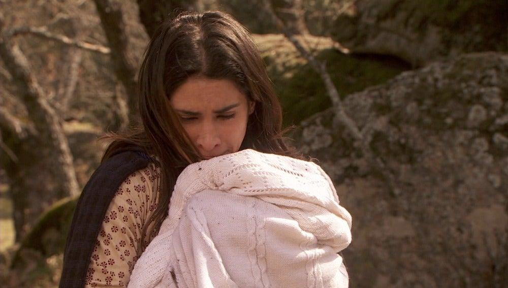 Inés descubre que Beltrán es su hijo