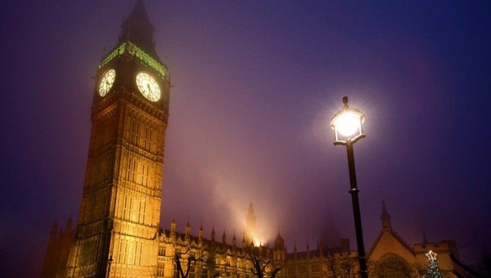 Esta vez Londres y su famosos Big Ben es el escenario elegido por Disney