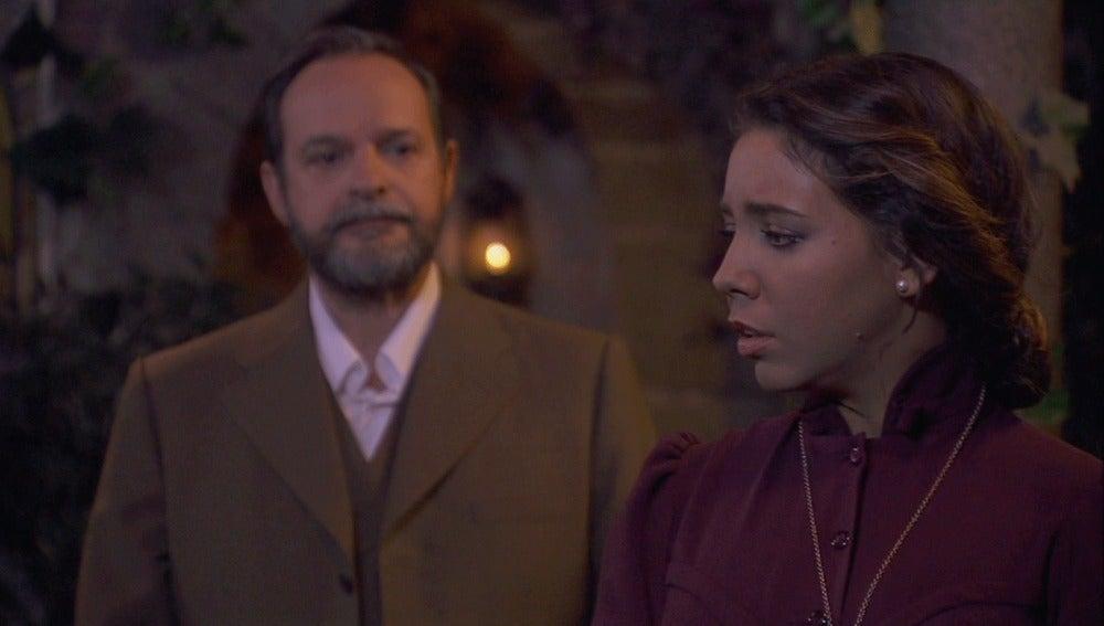 Emilia y Raimundo llegan a un acuerdo