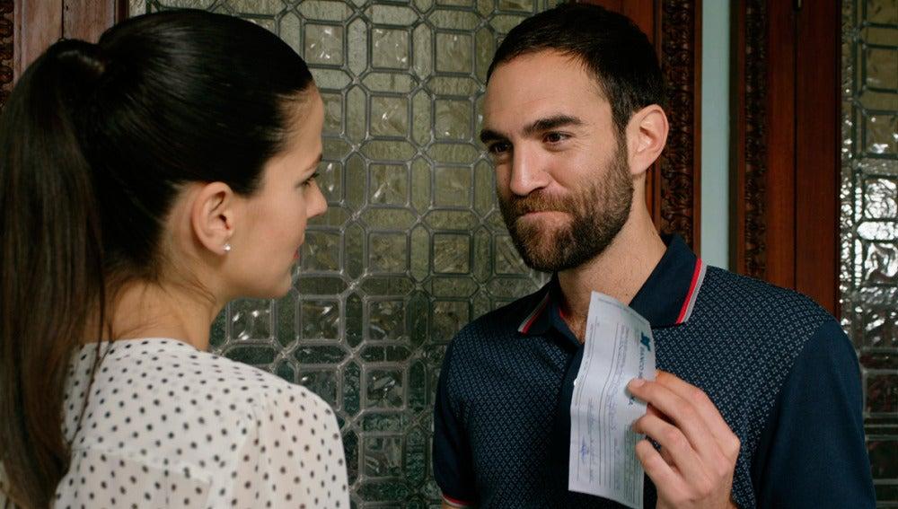 """Iñaki le hace una propuesta a Trini: """"Quiero comprar el local"""""""