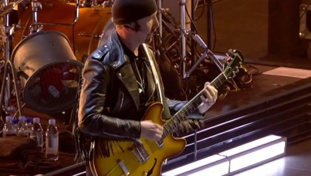 Guitarrista de U2