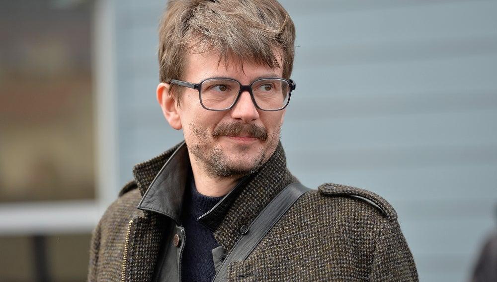 Renald Luzier ('Luz'), dibujante de Charlie Hebdo