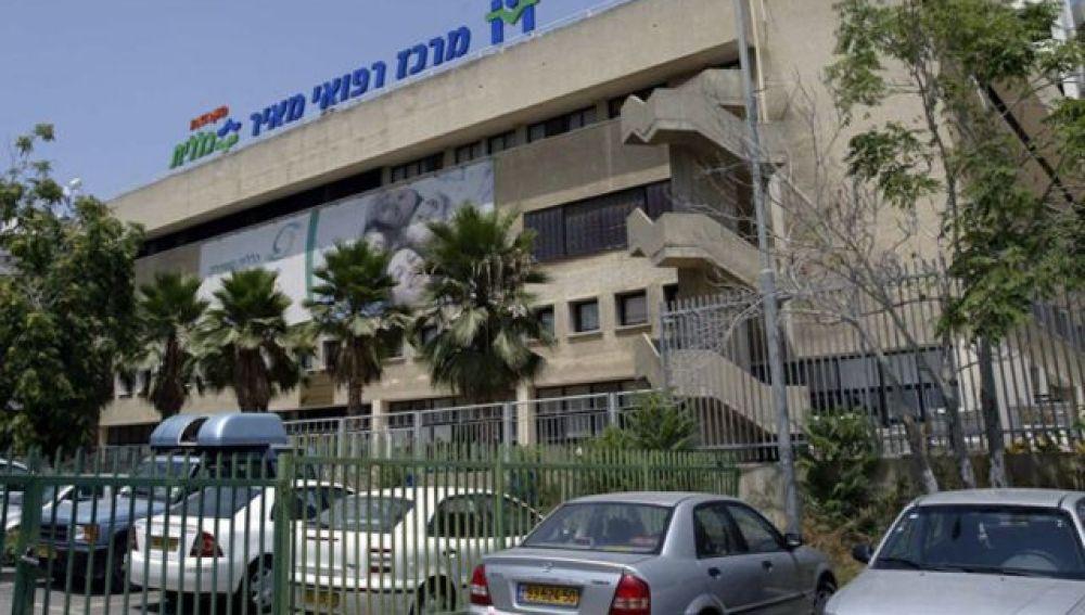 hospital Meir de la localidad de Kfar Saba