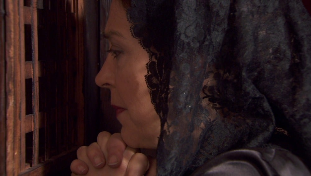 Francisca asume la responsabilidad del dolor de Severo