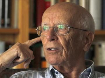 El filósofo Emilio Lledó, Premio Princesa de Comunicación y Humanidades