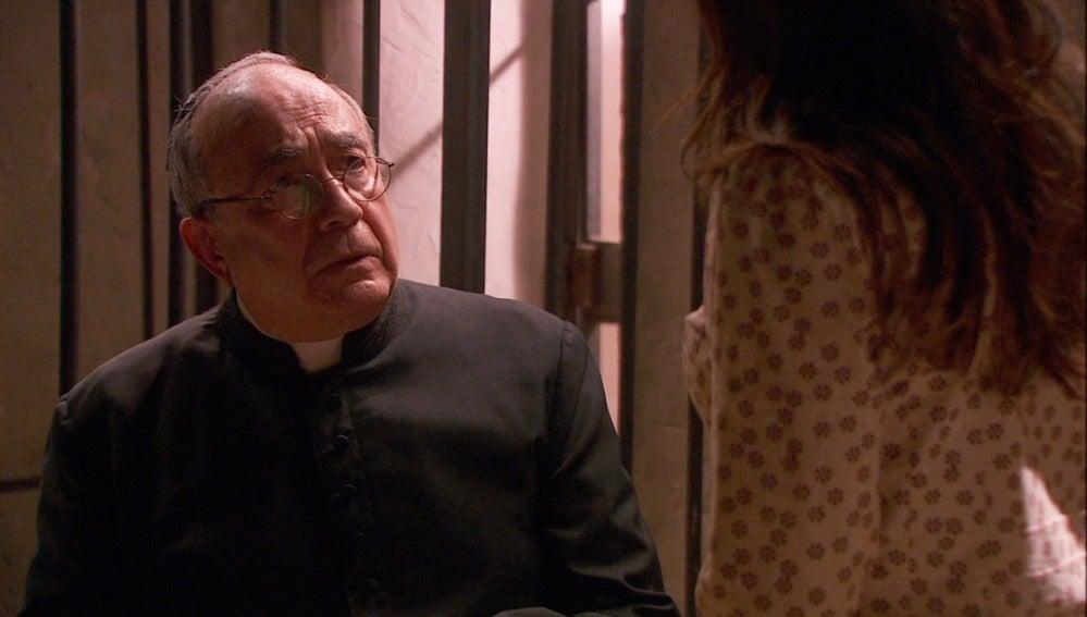 Inés no pretende confesarse