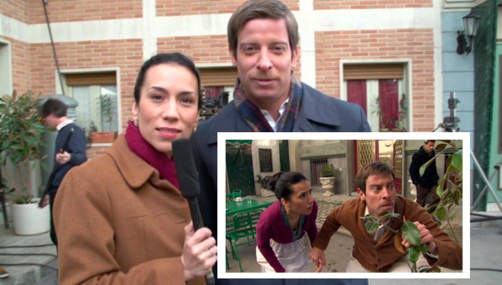 """Itzíar Miranda y Manu Baqueiro: """"En El Asturiano se creó el primero de nuestros siete hijos"""""""