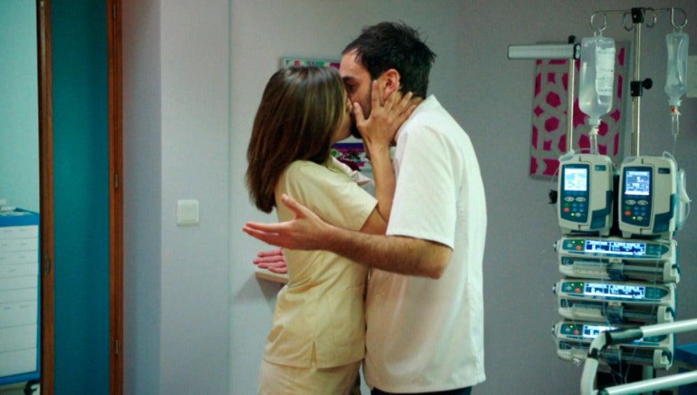 "Carmen a Iñaki: ""No quiero que te vayas"""