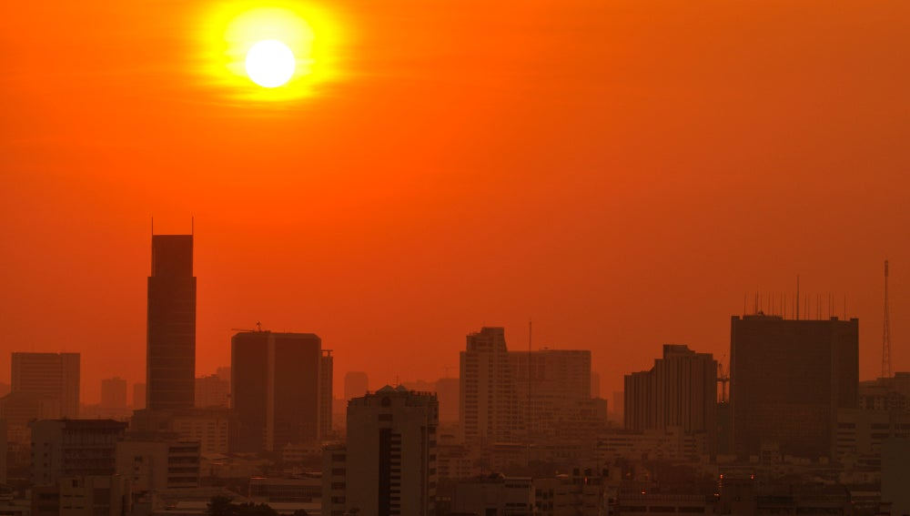 Las olas de calor cada vez son más largas en las ciudades