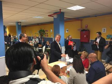 Antonio Miguel Carmona, candidato al Ayuntamiento de Madrid