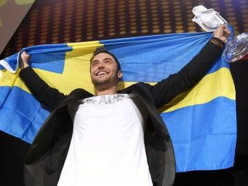 Suecia confirma los pronósticos y gana Eurovisión con 'Heroes'