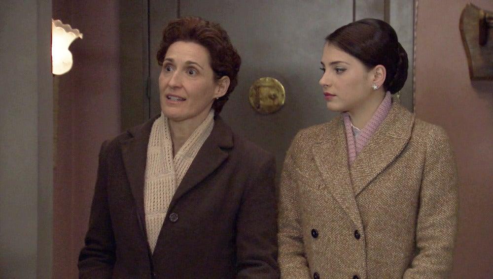Serafina y Lucía