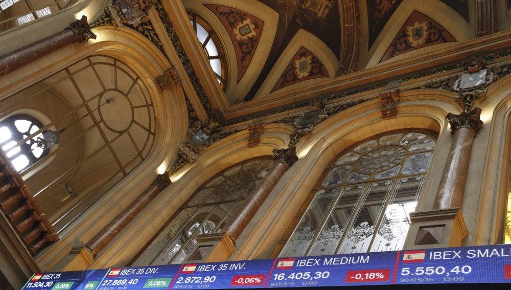La Bolsa de Madrid abre con pérdidas