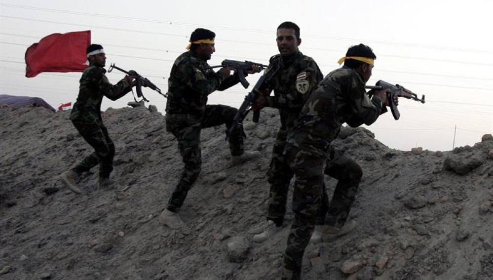 Milicia chiíta iraquí