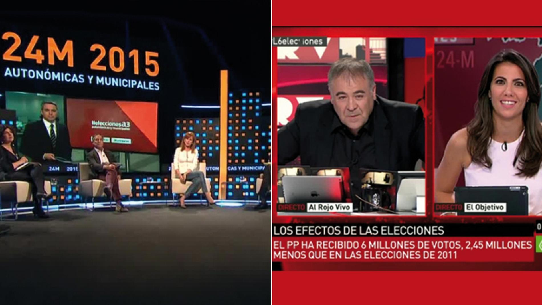 Atresmedia TV, grupo líder para seguir las elecciones municipales del 24 de mayo