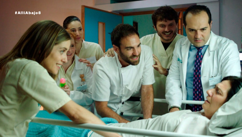 Maritxu despierta del coma y le hacen creer que está en Euskadi