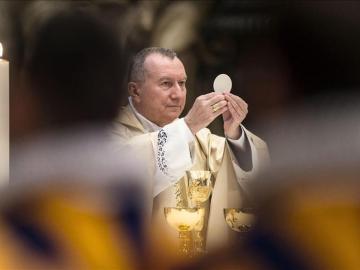 Cardenal Pietro Parolin