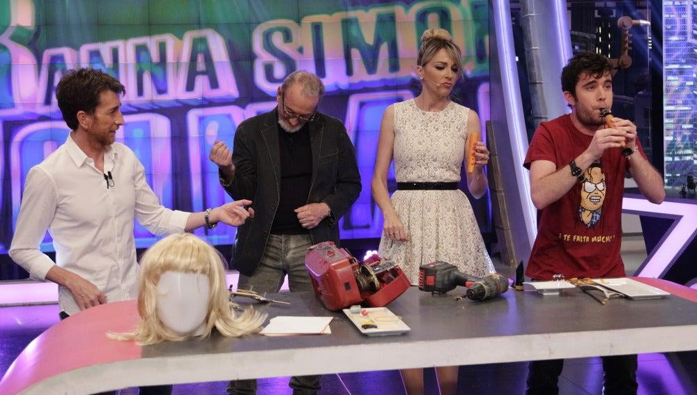 Anna Simon en El Hormiguero