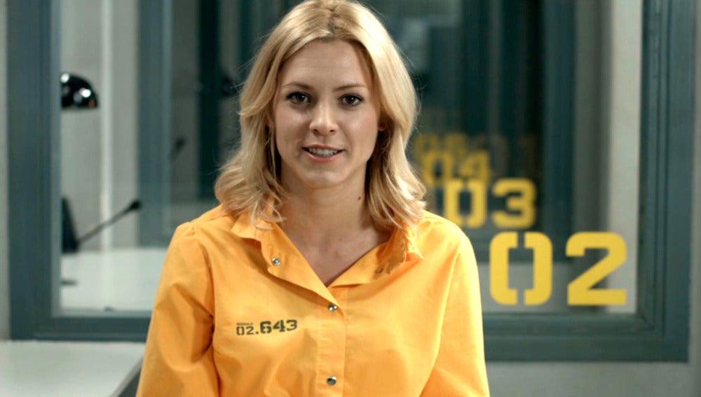 """Maggie Civantos: """"En la cárcel intentaría ser precavida e ir por lo legal, nada de fugas"""""""