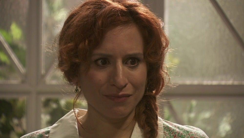 Existe un documento que demuestra que Amalia no puede tener hijos