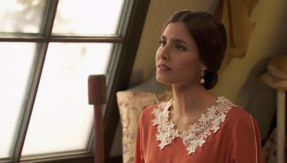 Amalia quiere mudarse a Madrid