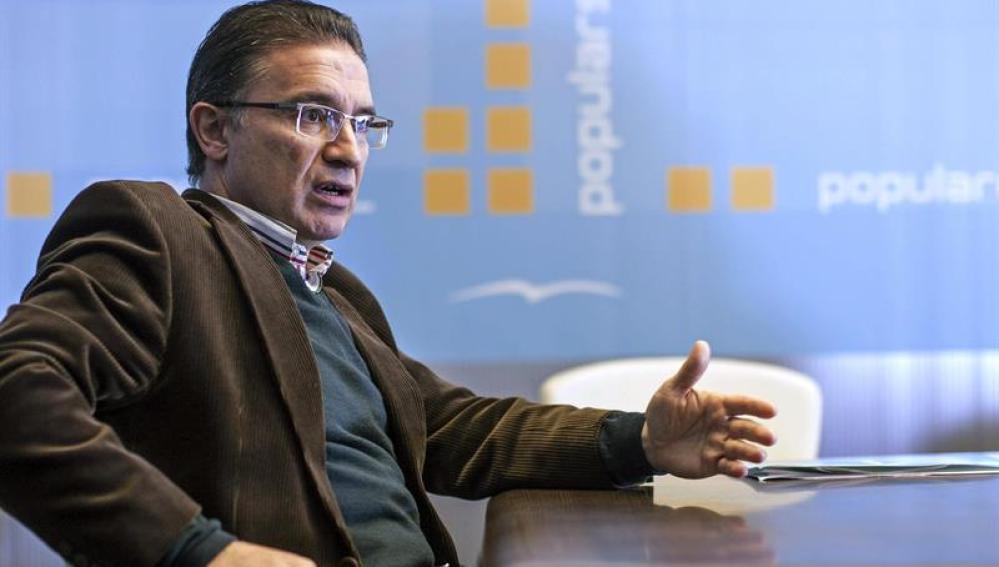 Serafín Castellano, delegado del gobierno en Valencia