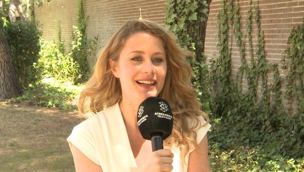 """Lisi Linder:""""El personaje principal de la serie es Almería"""""""