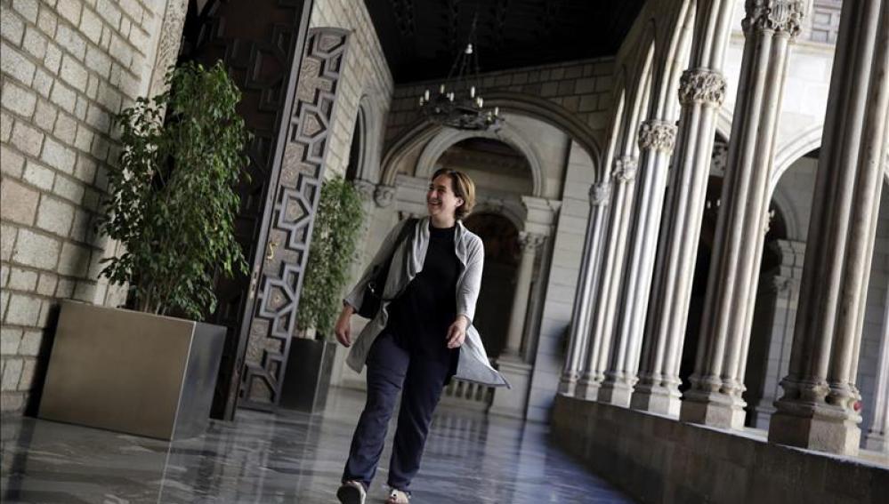 Ada Colau, sobre la consulta independentista