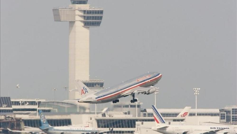 Avión Estados Unidos