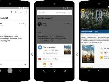 'Now on Tap': la tecnología con la que Android quiere revolucionar tu móvil para siempre