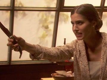 Amalia pide a Bosco que mate a Beltrán