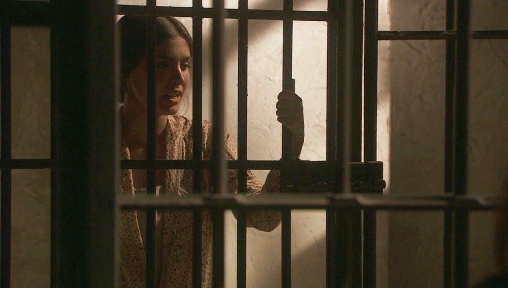 Amalia caerá en una trampa y confesará