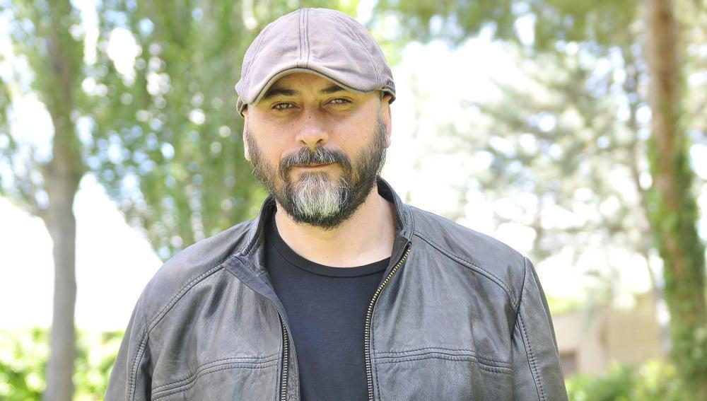 Miguel Sáez Carral, autor de 'Apaches'
