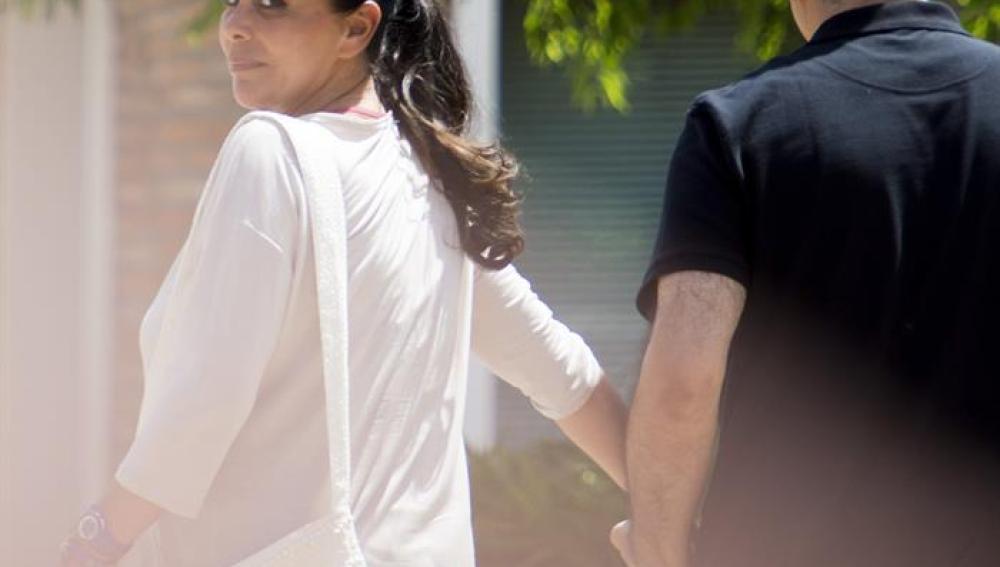 Isabel Pantoja vuelve a prisión tras su primer permiso penitenciario