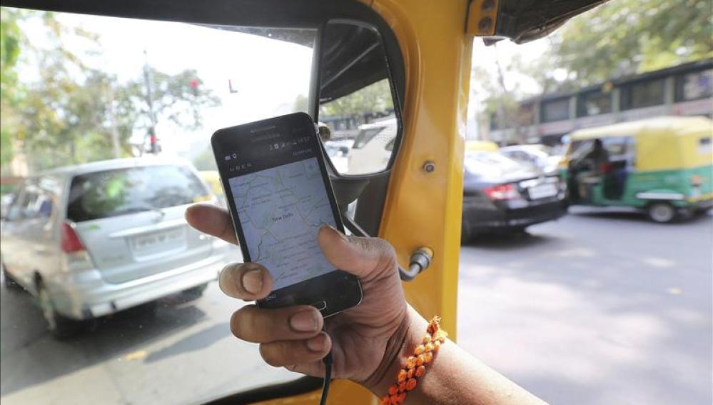 La compañía de transporte Uber ya fue prohibida temporalmete el año pasado