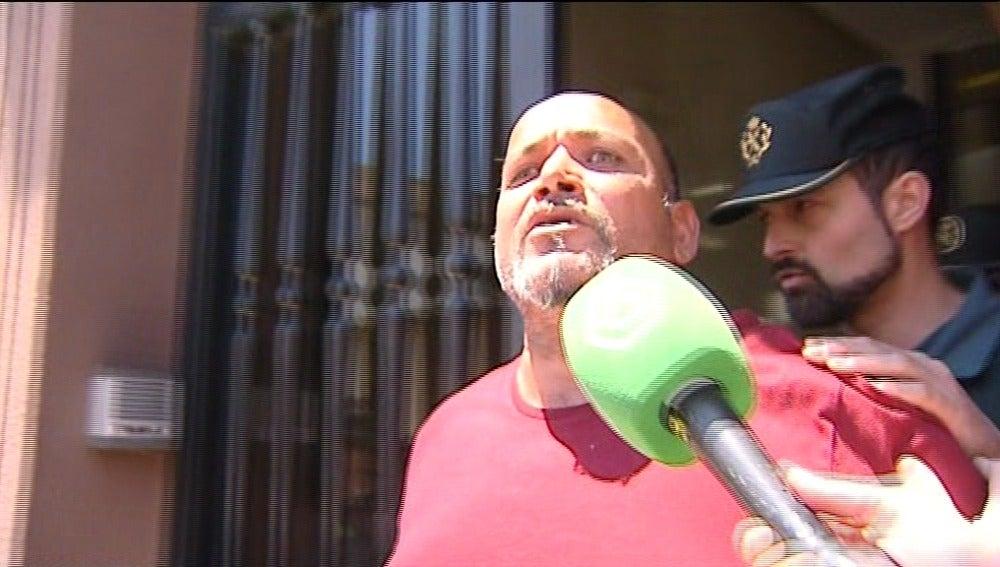 El padre de los niños desaparecidos en Jaén