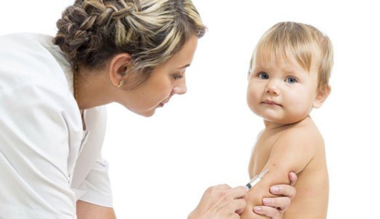 Campaña de vacunación a niños
