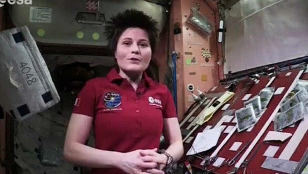 Foretti, astronauta italiana