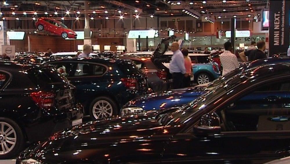 Las ventas de coches de segunda mano crecen un 13% hasta abril