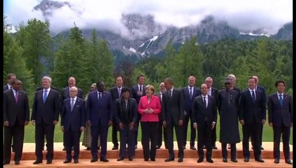 """El G7 avisa a Rusia: """"Podríamos endurecer las sanciones si la situación nos requiere hacerlo"""""""